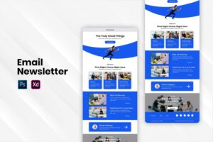 strategy creative marketing email newsletter